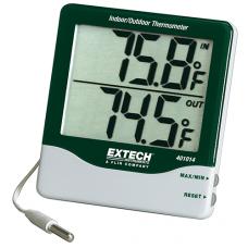 Termometru pt. masurarea temperaturii in interior si exterior - Extech