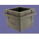 """Tipar din poliuretan, cubic cu latura de 150 mm, cf. EN 12390-1, model """"Profi"""""""