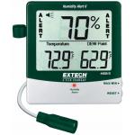 Termo-higrometru cu alarma pt umiditate, model 445815 - EXTECH
