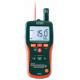 Psihrometru non-contact cu termometru IR incorporat - EXTECH