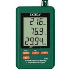Datalogger de temp, umiditate si presiune barometrica - EXTECH