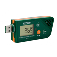 Termohigrograf cu datalogger USB, RHT30  - EXTECH