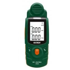 Aparat pentru monitorizarea continutului de COV total si formaldehide (CH2O) din aer, model VFM200 - Extech